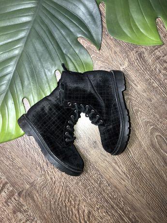 Ботинки деми, сапожки для девочки