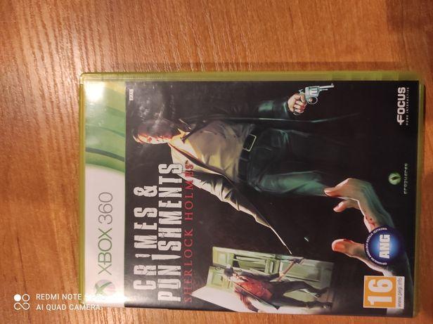 Sherlock Holmes Xbox 360