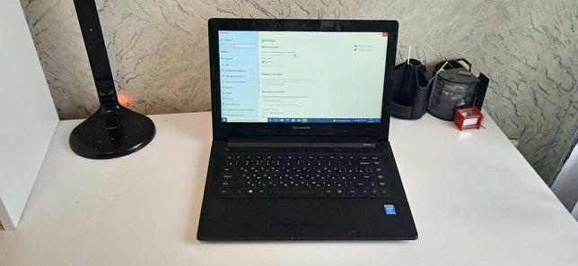 Ультра ноутбук Lenovo G40-30 4 ядра в отличном состоянии батарея 2  ч