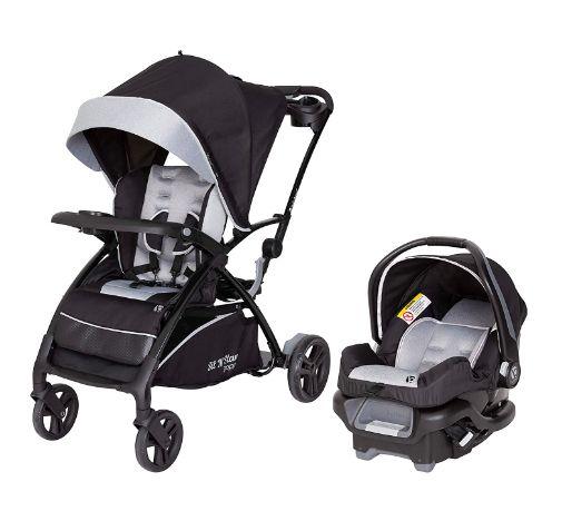 Коляска 5 в 1 для детей разного возраста и автокресло Baby Trend (США)
