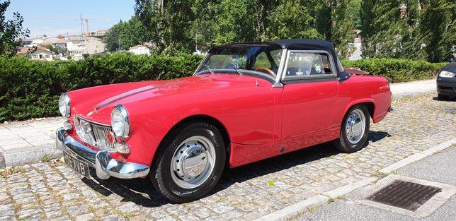 MG Midget MK1 1961
