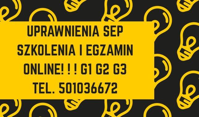 Nowy Sącz online, uprawnienia sepowskie, sep, elektryczne