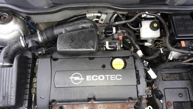 Opel astra G silnik 1,6 16 v przebieg 15 000 tys inne czesci 2005