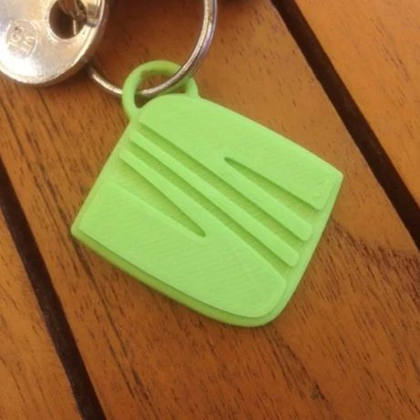 SEAT porta chaves novos