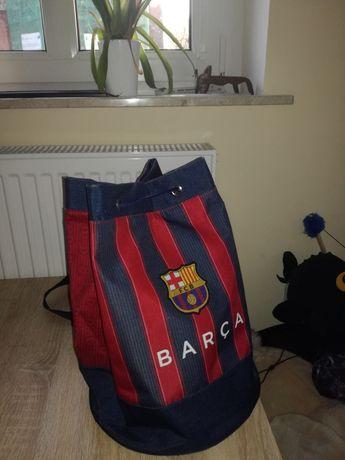 Worek sportowy Barca