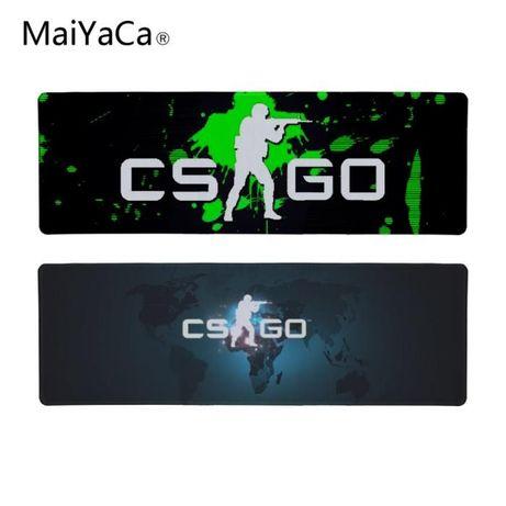 Podkładka CS GO pod mysz WIELKA 70x30cm NOWA ostatnia Counter Strike
