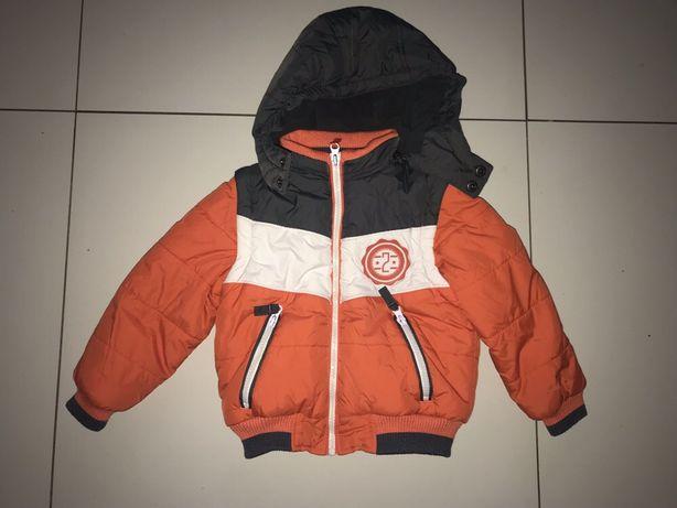 Cool Club ciepła kurtka bezrękawnik 92 cm smyk 18-24 M super stan