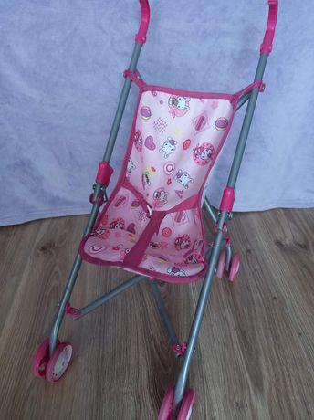 Wózek dla lalek parasolka
