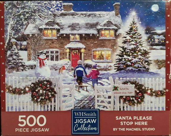 Sprzedam puzzle 500 WHSmith