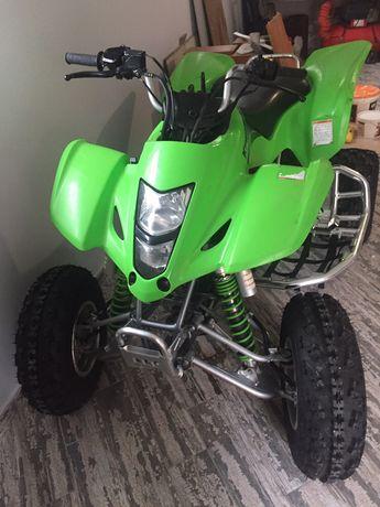Квадроцикл Kawasaki KFX400