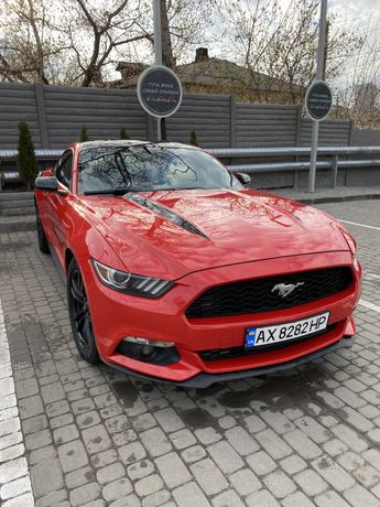Ford mustang 3,7