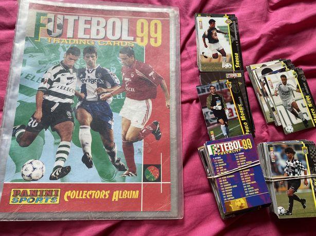 Varias Coleccoes de cromos futebol panini lote cadernetas parte 1