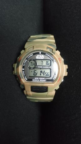 Zegarek chłopięcy star wars