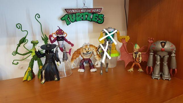 Tartarugas Ninja - Colecção Nickelodeon Serie 1 a 8.