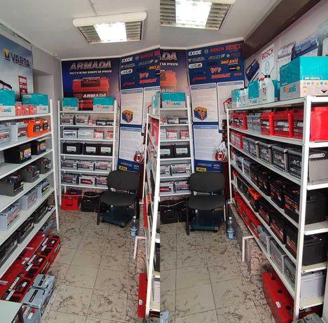 Автоакумулятори - акумулятор для авто, трактора, мото, вантажні АКБ