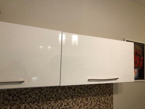 szafki kuchenne biały połysk