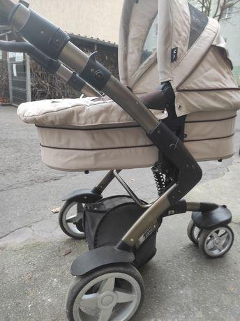 Wózek 3w1 ABC design 3-tec