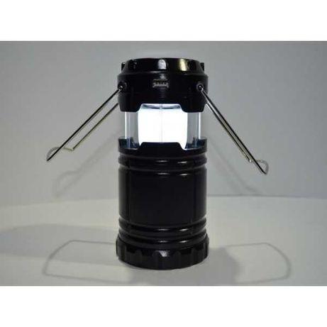 Кемпинговый фонарь LED мощный подвесной с солнечной батареей G-85