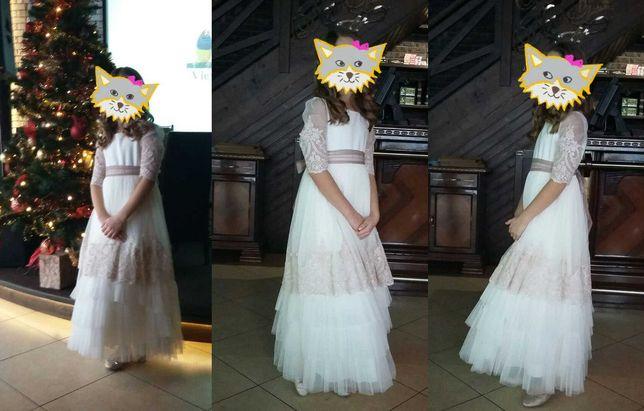Сукня на випускний дитяча підліткова Mialora + подарунок