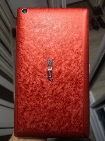 Планшет Asus червоний