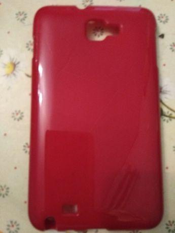 Продам силиконовый чехол на Samsung Galaxy Note 1