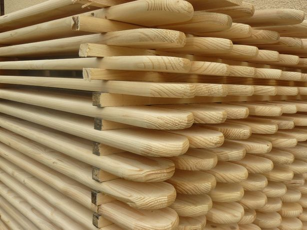 Sztachety drewniane 120 cm , świerkowe, ogrodzenie, deski, płot, ŚLĄSK