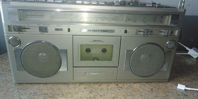 Radiomagnetofon Grundig RR 660.Super stan