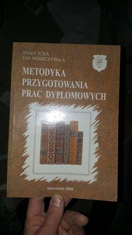 Metodologia Przygotowania Prac Dyplomowych - 75s. spis treści