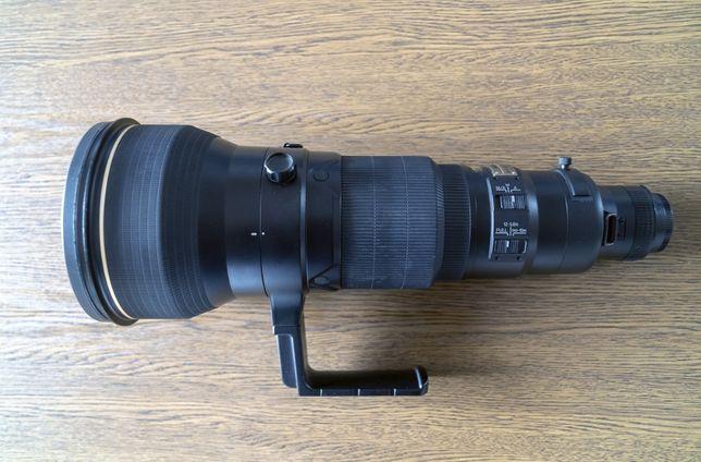 Teleobiektyw Nikon Nikkor 600 mm 1:4 D II AF-S ED