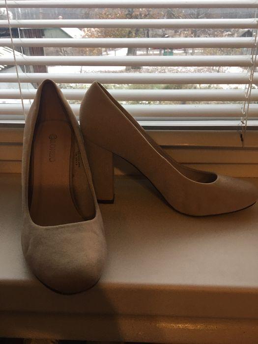 Замшивые туфли Кияница - изображение 1