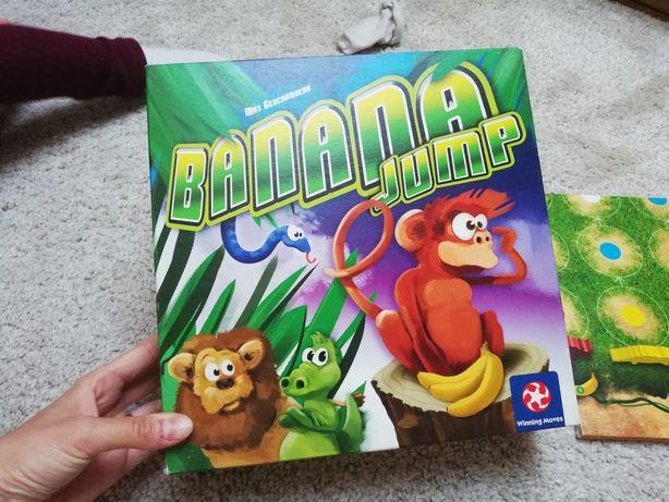 Banana Jump gra dla dzieci i młodzieży winning moves
