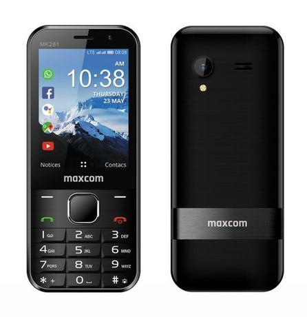 Nowy telefon maxcom up lte