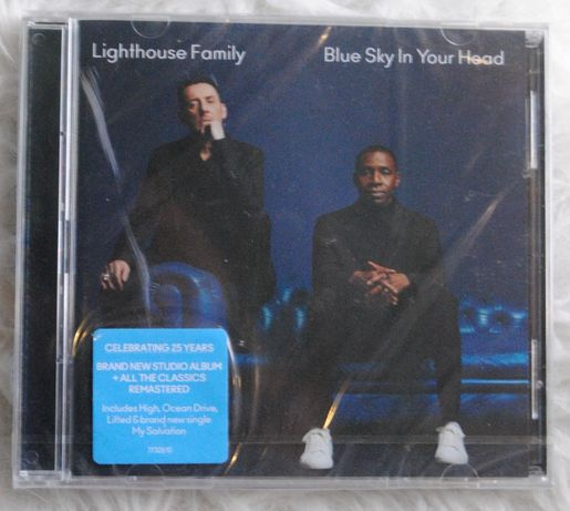 Lighthouse Family*Blue Sky In Your Head/CD Nowa w Folii