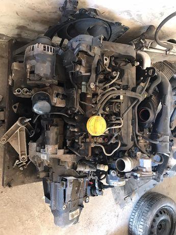 Двигатель Renault Clio 2012