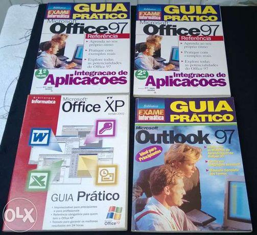 4 Guias Práticos de Informática