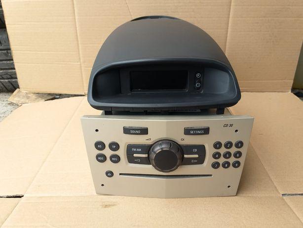 Radio corsa D