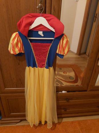 Sukienka królewna śnieżka Disney