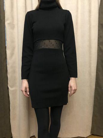 Платье Италия теплое