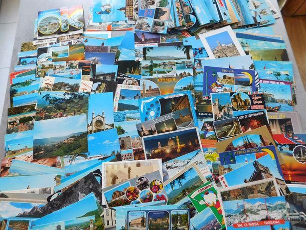 Sprzedam piękne pocztówki z Włoch w dowolnej ilości