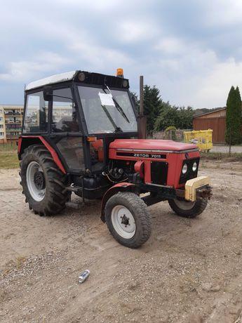 Ciągnik rolniczy Zetor 7011