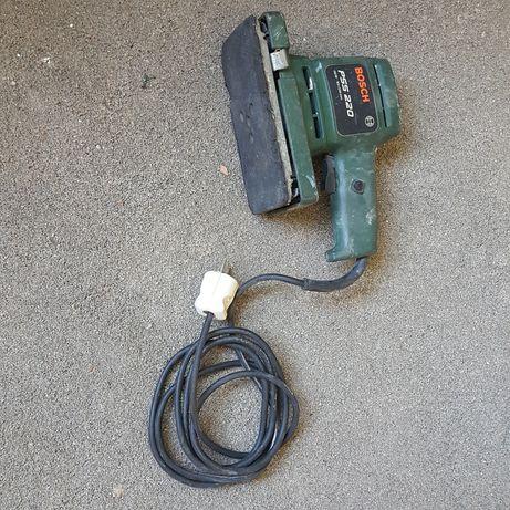Bosch lixadora 180W