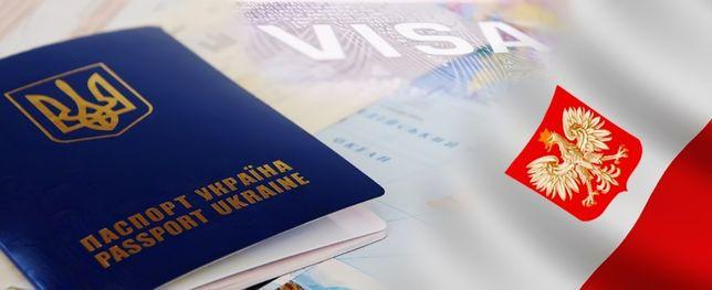 Готуємо документи для отримання Польської візи