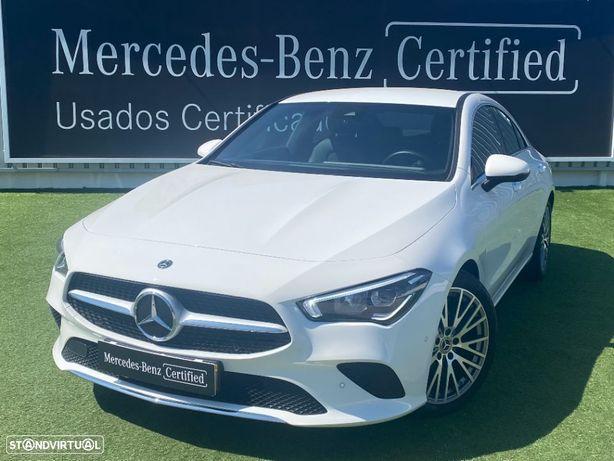 Mercedes-Benz CLA 180 d Progressive Aut.