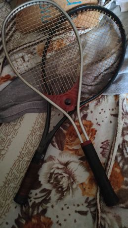 Продаю ракетки для большого тенниса ПАРУ!