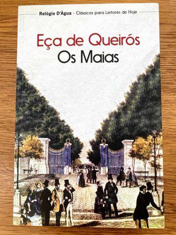 """""""Os Maias"""" - Eça de Queiroz [NOVO]"""