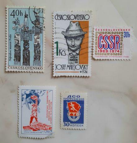 Марки почта России
