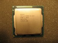 Procesor Intel XEON E3-1220 4 x 3.10GHz LGA1155 GWARANCJA