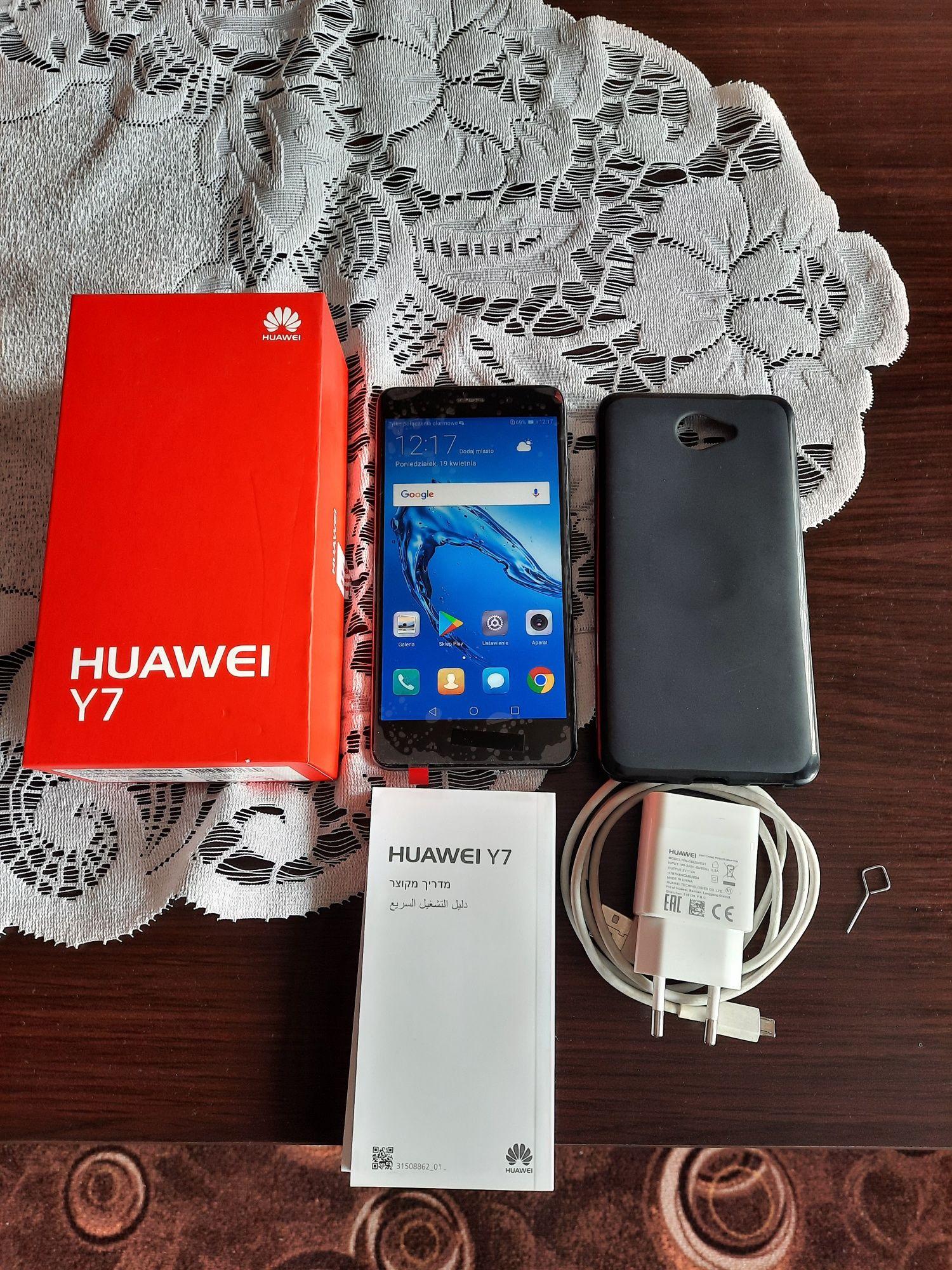 Do sprzedania Huawei Y7 Dual Sim
