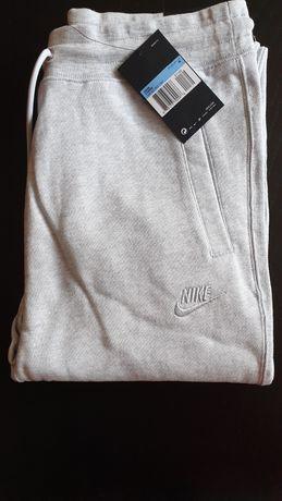 Spodnie dresowe Nike jasnoniebieskie
