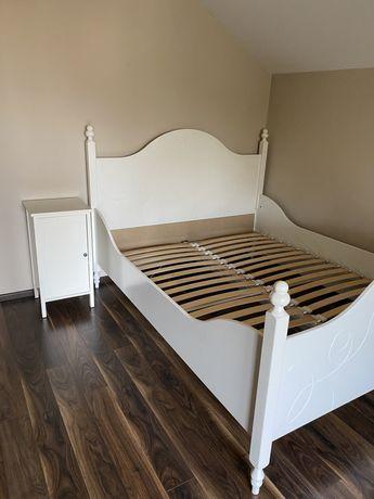Łóżko 160/200 zestaw z szafką nocną